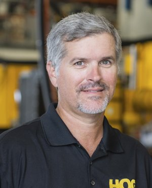 Brent Hoffpauir, General Manager, Surface Preparation at Hog Technologies