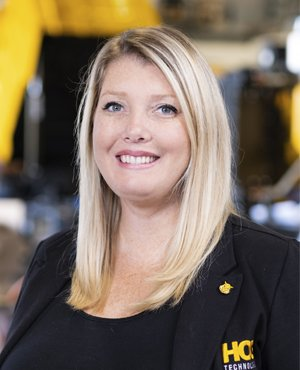 Erin Clingan, Director of Spare Parts Sales at Hog Technologies