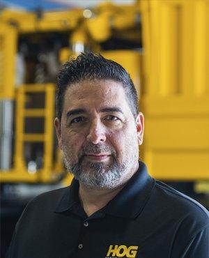 Fernando Nogareda, Sales/Service Agent at Hog Technologies