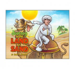 Children's Book - Journey to the Land of Sand