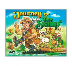 Children's Book - Journey to the Swamp