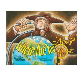 Children's Book - Where Are You Now?