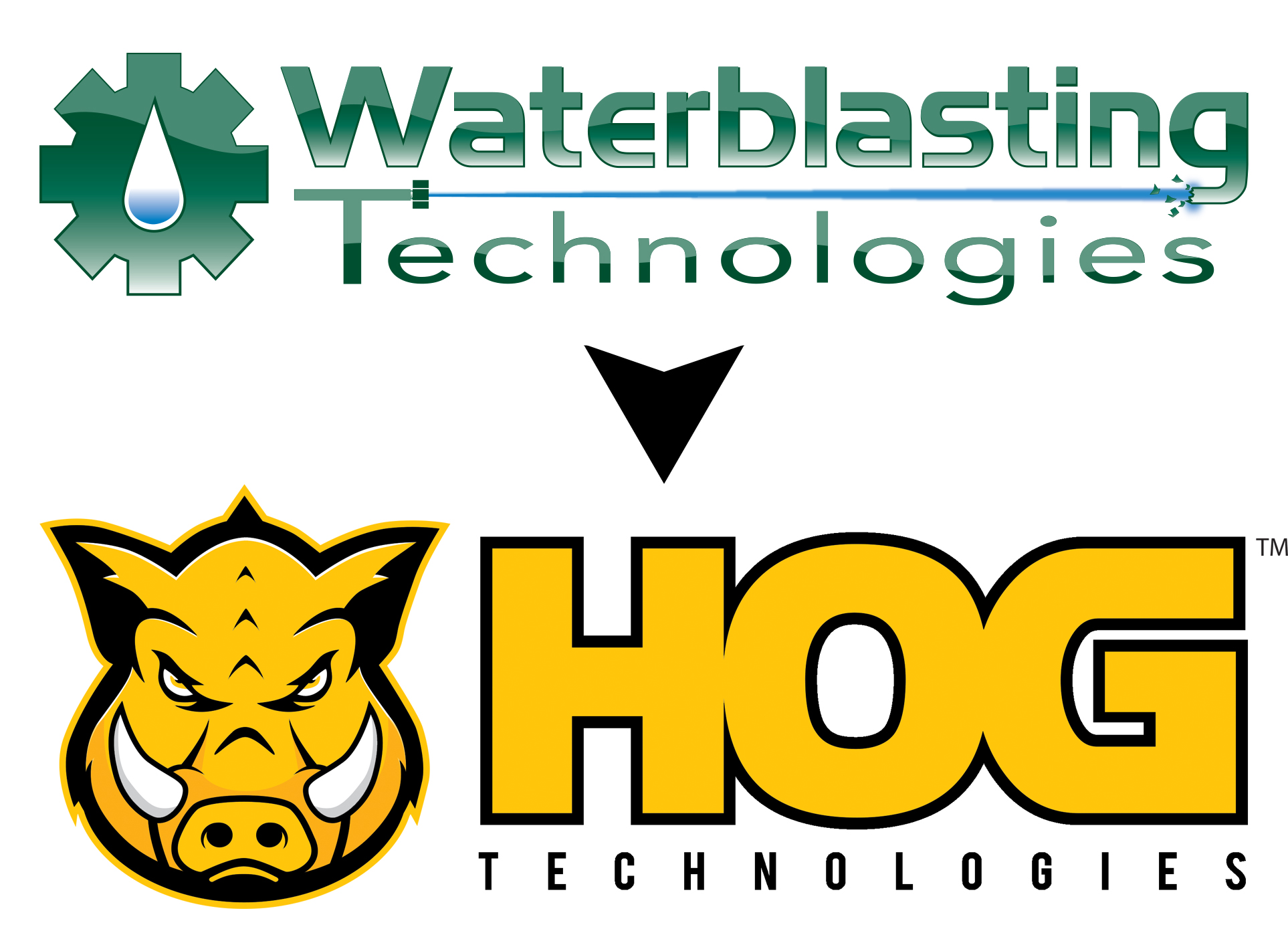 from Waterblasting Technologies to Hog Technologies